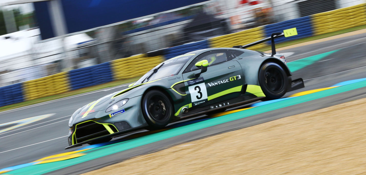 Aston Martin Racing Launches Driver Academy For 2019 Professional Motorsport World