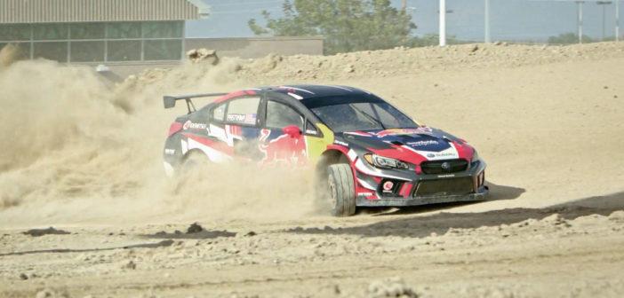 Yokohama tire named official tire for the Nitro Rallycross