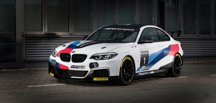 Dunlop and BMW Motorsport extend VLN partnership