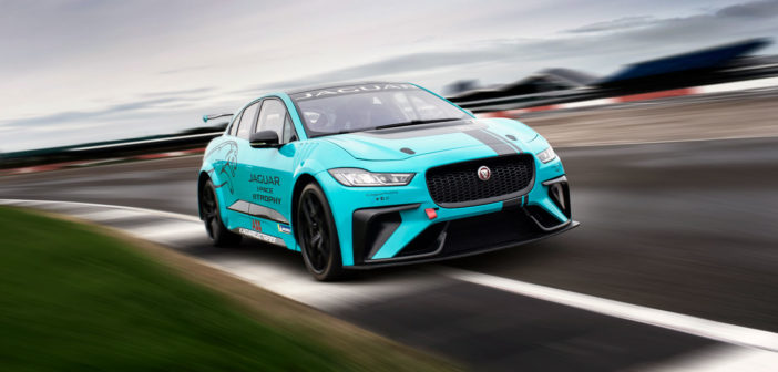 Jaguar Racing announces calendar for its eTrophy electric race series