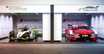 Audi Motorsport invests in VI-Grade driving simulator technology
