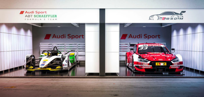Audi Motorsport invests in VI-Grade driving simulator technology