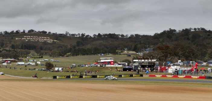 Supercars 2019 gearbox undergoes testing at Bathurst