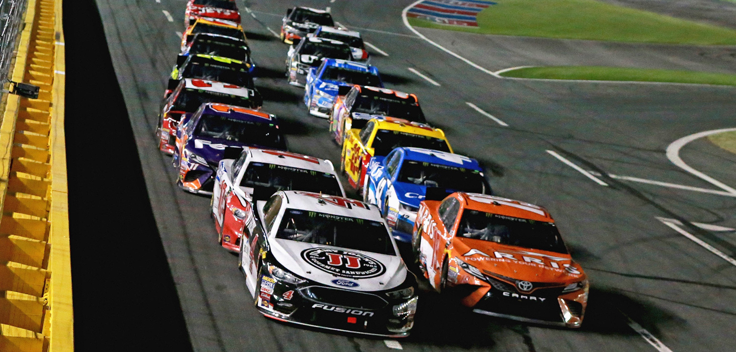 NASCAR 2019 rules package sees power cut | Professional Motorsport World