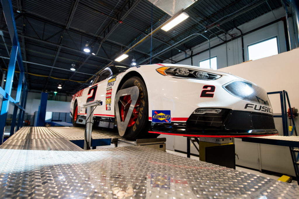 Ford performance outlines the R&D technology making its race cars faster