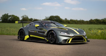 Aston Martin Racing partner teams to race Vantage GT3 in Abu Dhabi