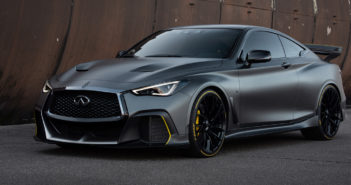 Infiniti and Renault Sport bring motorsport tech from track to road