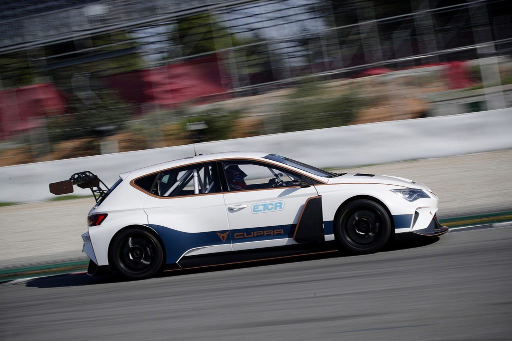 Electric TCR series to debut in Europe in 2020