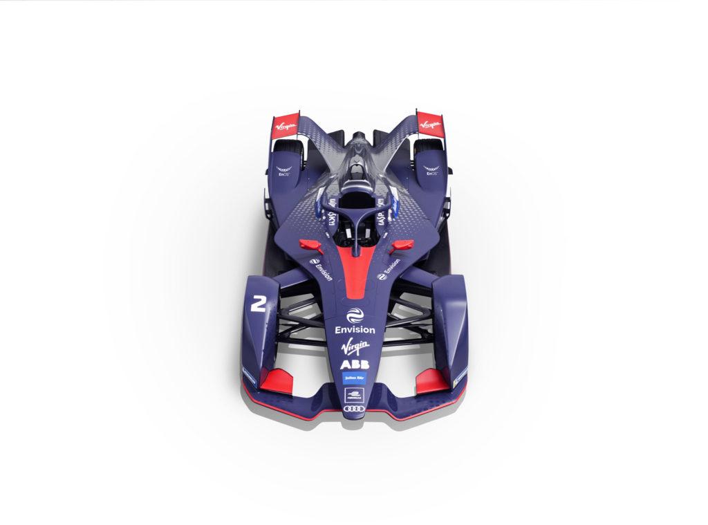 Virgin Racing to be named Envision Virgin Racing for Season 5
