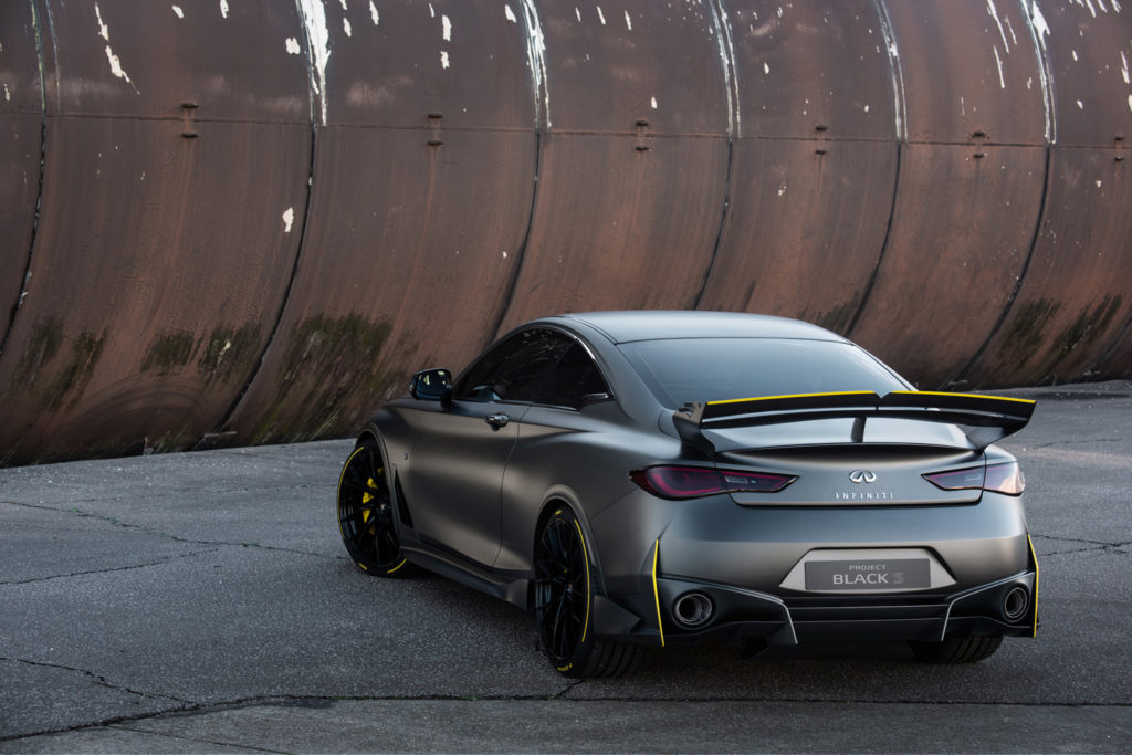 Infiniti and Renault Sport Formula One collaborate on dual-hybrid recuperation technology