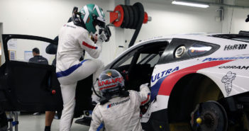 Zanardi tests adapted M8 GTE for Daytona 24h entry