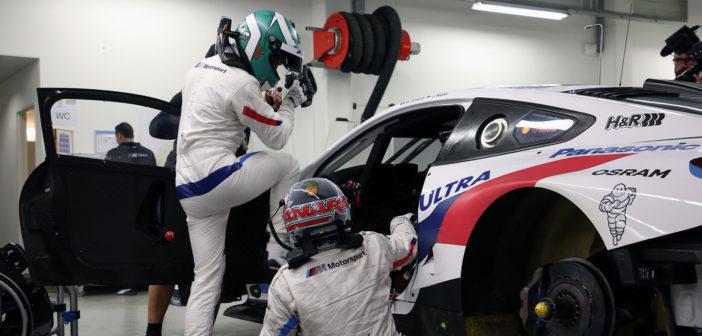Zanardi tests adapted M8 GTE for Daytona 24h entry