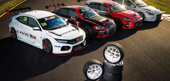 TCR Australia confirms 2019 race format and tire supplier