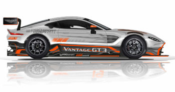 Aston Martin Racing closes deal with PROsport to run Vantages in ADAC masters