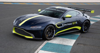 Aston Martin agrees partnership with Yas Marina Circuit