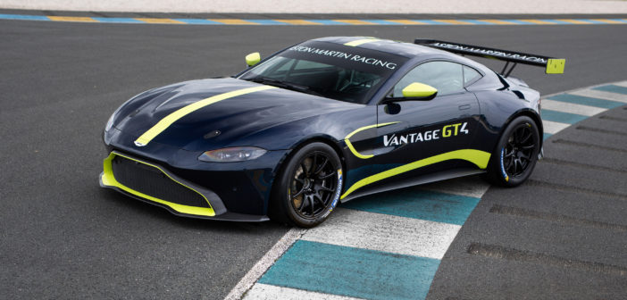 Aston Martin agrees partnership with Yas Marina Circuit