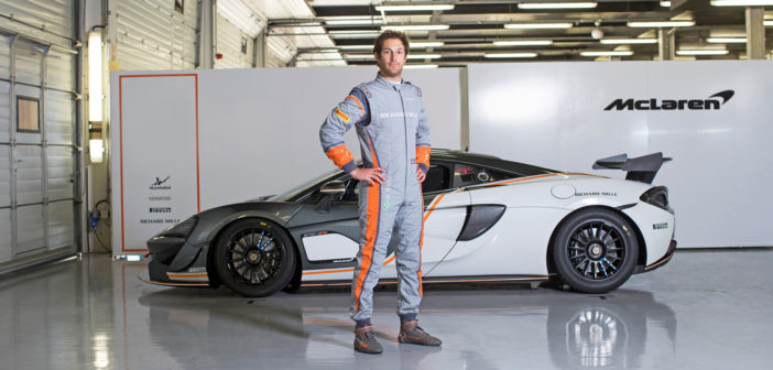 Sparco McLaren SP16+ now available to Automotive customers
