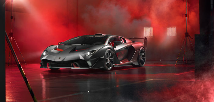 Lamborghini Squadra Corse develops one-off V12 SC18