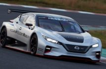 Nissan Motorsport details its electric Leaf Nismo racer