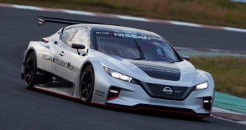 Nissan Motorsport details its electric Leaf Nismo racer