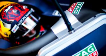 Tag Heuer renews partnership with Red Bull Racing