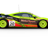 PMW Expo company director partners with McLaren for British GT title assault
