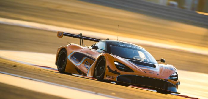 Teo Martín Motorsport to run new McLaren 720S GT3 in 2019