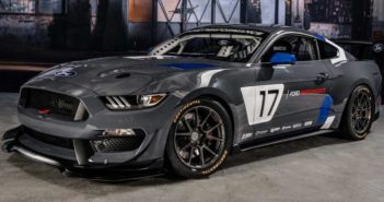 RACE Performance take delivery of Europe's first Mustang GT4