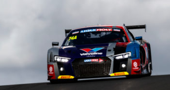 Five Audi Sport R8 LMS cars to run in Bathurst 12 Hour