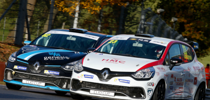 Team HARD joins the 2019 Renault UK Clio Cup grid