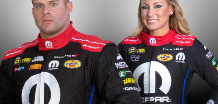Dodge SRT and Mopar extend DSR sponsorship agreement