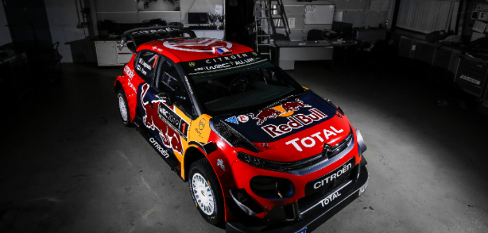 Citroën Total World Rally Team introduces 2019 challenger