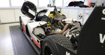 The technical highlights behind Porsche's 919 Evo Hybrid