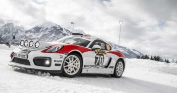 Porsche prepares for rally return in 2020
