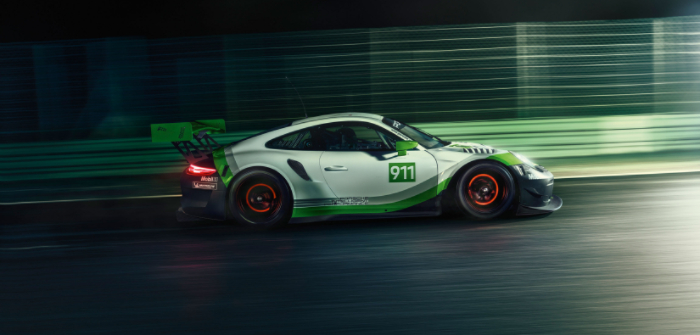 JR-M to run new Porsche 911 GT3 R in China GT