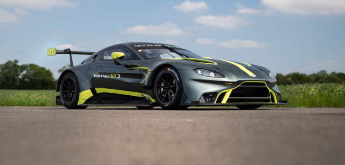 Aston Martin to race Vantage in Japanese Super GT