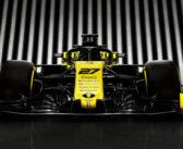 Renault reveals 2019 F1 challenger