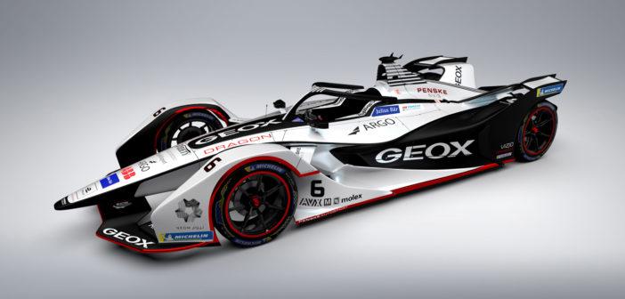 Electronics suppliers sponsor Geox Dragon Formula-E team