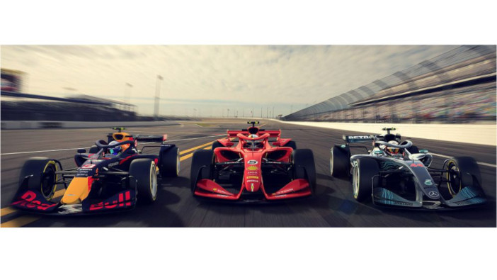 F1 future concepts