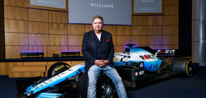 Williams F1 partners with Tata for digital transformation