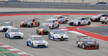 TCR race