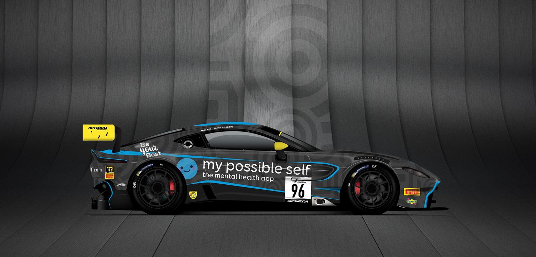 Optimum To Race New Aston Martin Vantage Gt3 Professional Motorsport World