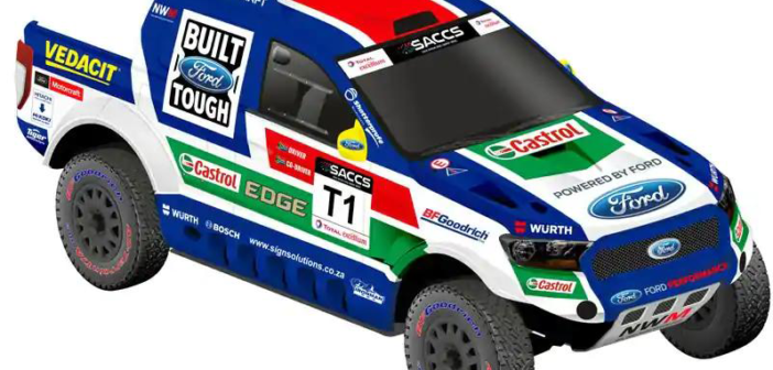 Castrol co-sponsors Neil Woodridge Motorsport for 2019 South African Cross Country Series