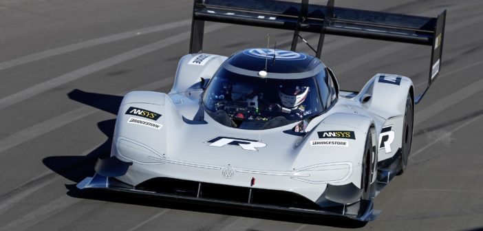 VW Motorsport uses simulation to accelerate ID.R electric racer development