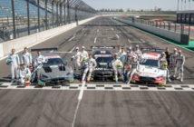DTM Lausitzring test 2019