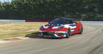 Lotus launches Evora GT4 Concept in China