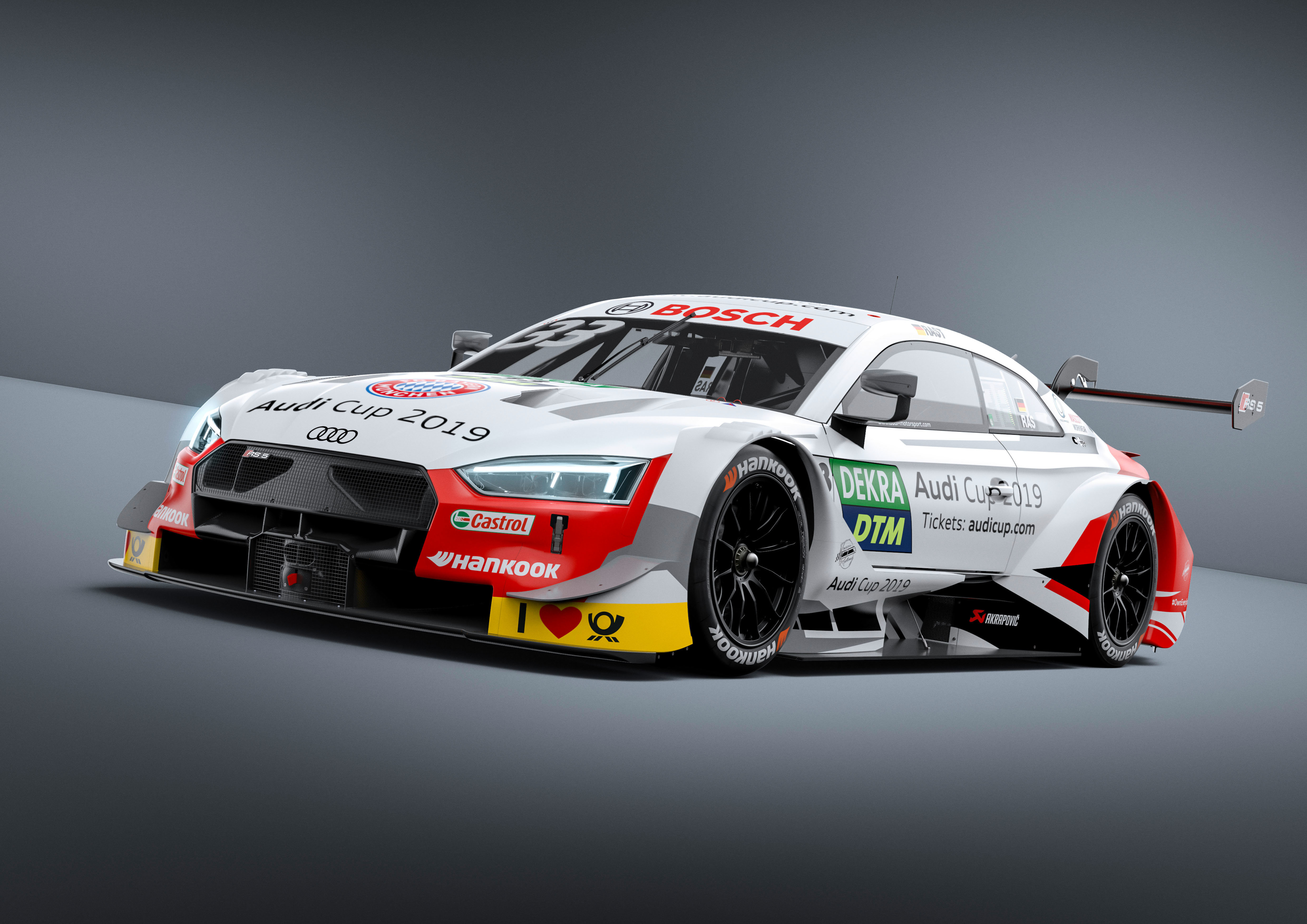 Street Race Cars >> Audi Dtm Class 1 Race Car To Make City Street Circuit Debut