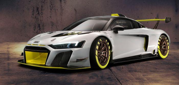 Audi Sport unveils R8 LMS GT2