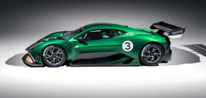 Brabham Automotive agrees Mobil 1 partnership