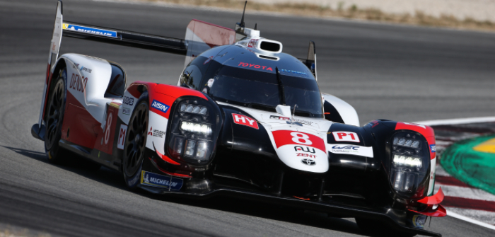 Toyota Gazoo Racing makes TS050 Hybrid modifications